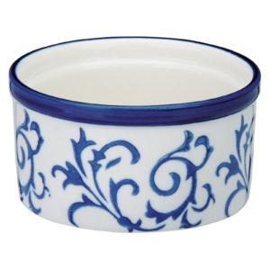 Heritage Ramekin Blue