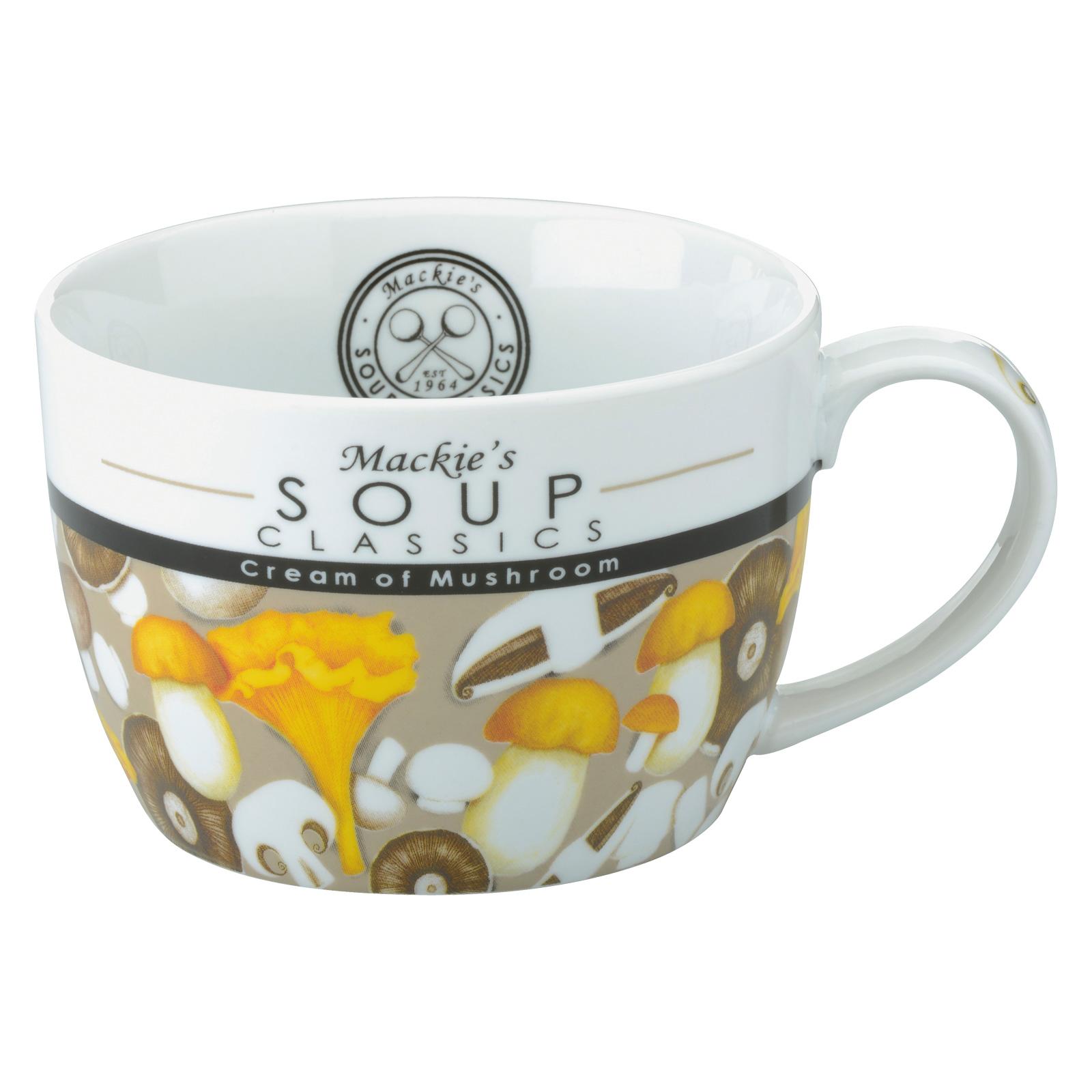 Mackie's Cream of Mushroom Soup Mug