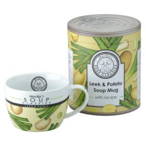 Mackie's Leek & Potato Soup Mug