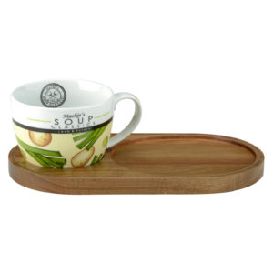 Mackie's Soup & Sandwich Acacia Platter