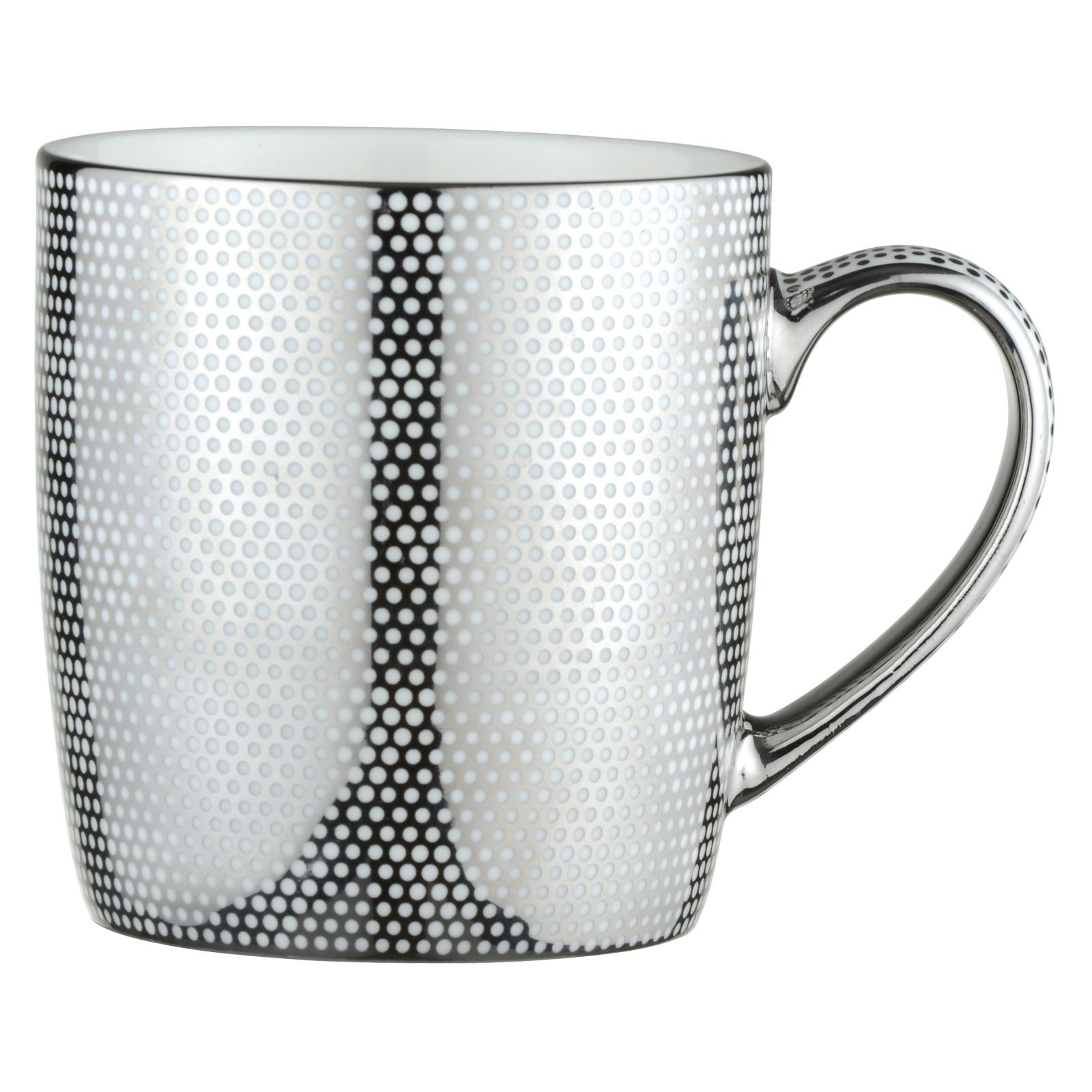 Dots Mug Platinum