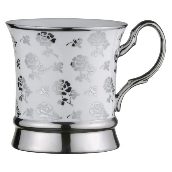 Rose Mug Platinum