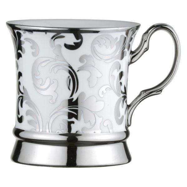 Acanthus Mug Platinum