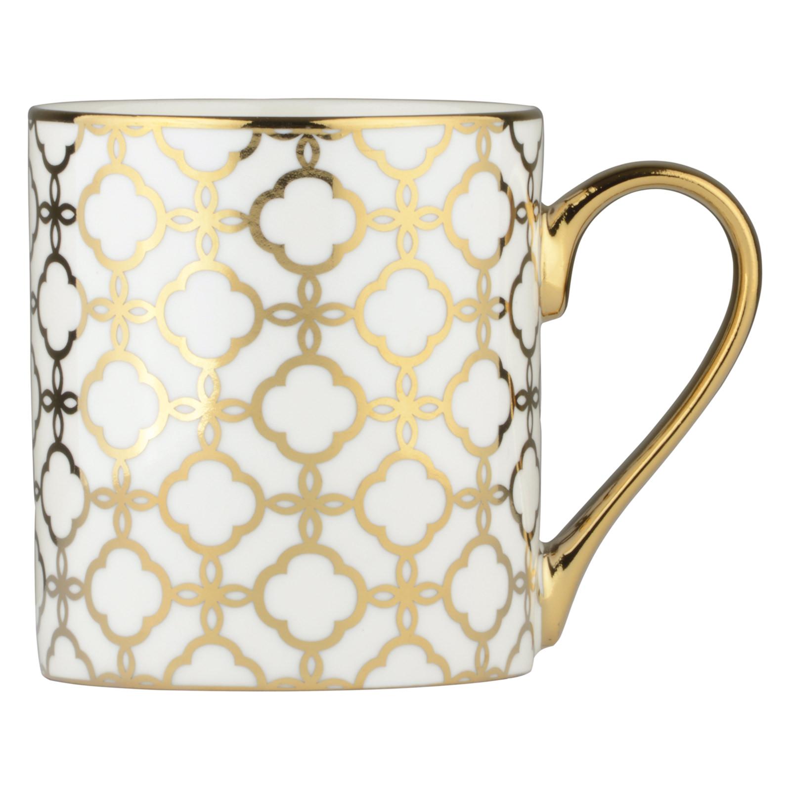 Links Mug Gold