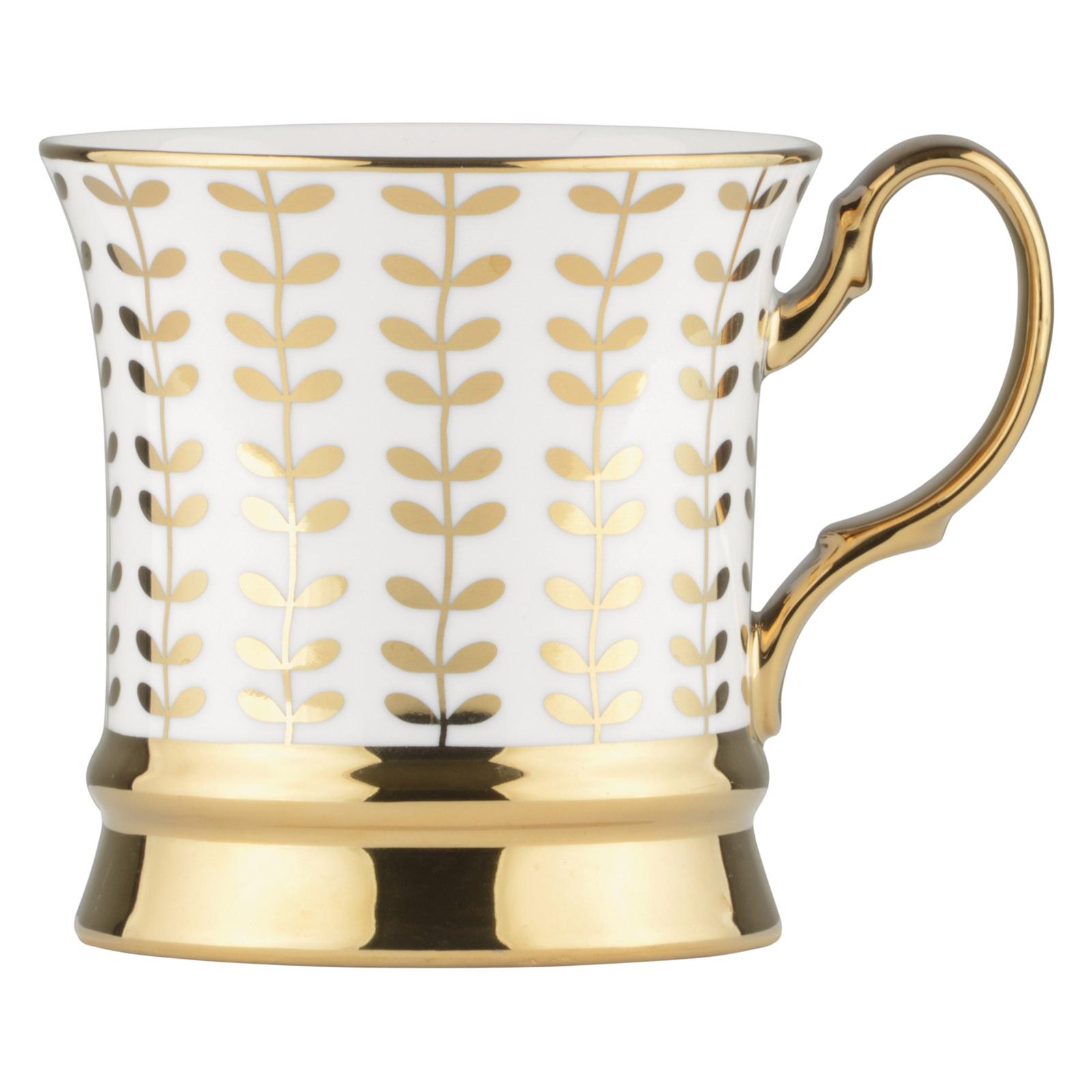 Vine Mug Gold