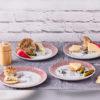 Set of 4 Say Cheese Plates