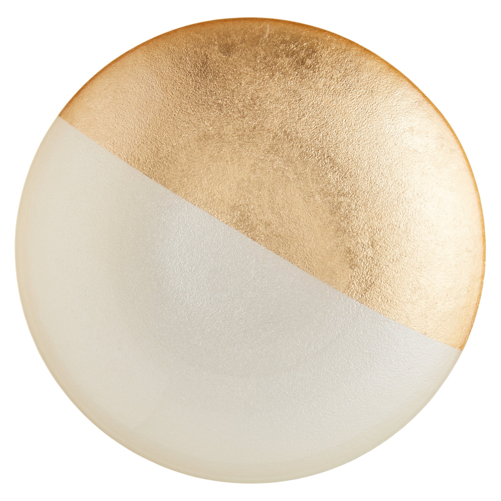 Geo Gold Bowl